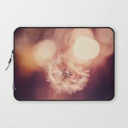 Pure Sunshine Dandelion Laptop Sleeve
