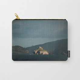 Green coastside Carry-All Pouch