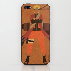 Sage Naruto iPhone & iPod Skin