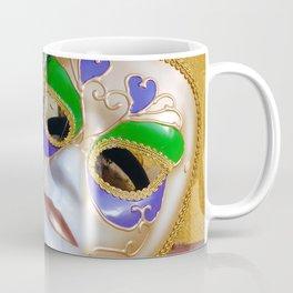 New Orleans Mardi Gras Mask Coffee Mug