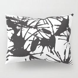 Ink Splatter 01 Pillow Sham