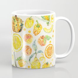 Harvest of Yellow - Neutral Coffee Mug