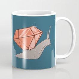 Jewel Snail Coffee Mug