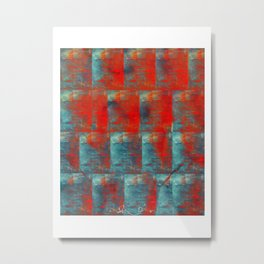 more than the ocean Metal Print