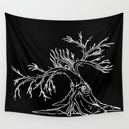 Consolation of Leaves Wall Tapestry