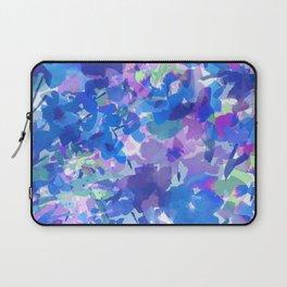 Spring Blues Laptop Sleeve