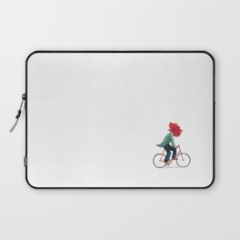Mr. Rose Pedals Pun Laptop Sleeve