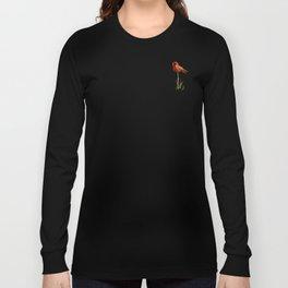 The Florida Flamingo Long Sleeve T-shirt