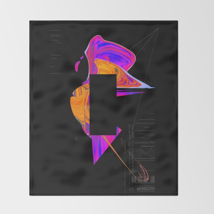 monolith_ TMA Throw Blanket