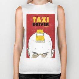 Taxi Driver Biker Tank