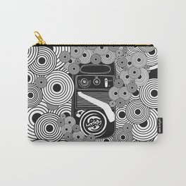 Lost In Music Carry-All Pouch