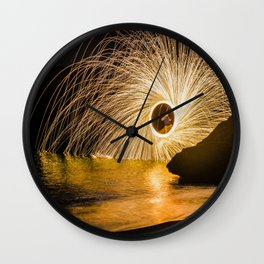 Spinning prt1 Wall Clock