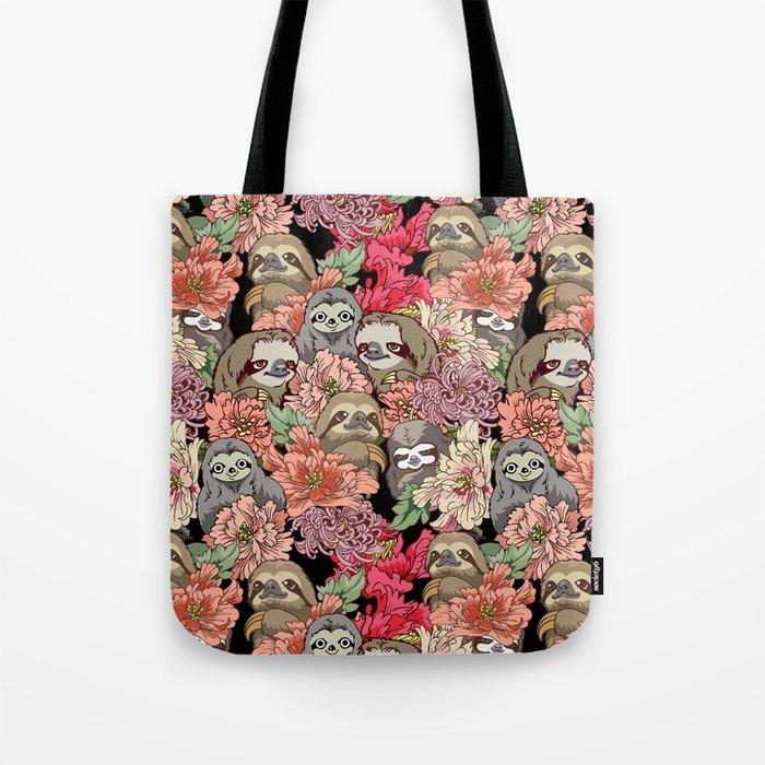 Because Sloths Tote Bag