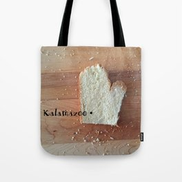 Yes, There Really is a Kalamazoo #puremichigan Tote Bag