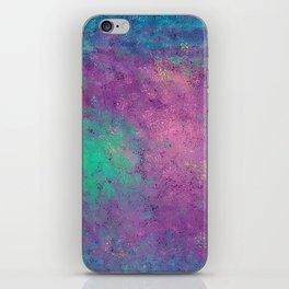 Mermaid pearl iPhone Skin