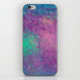 Mermaid pearl iPhone Skin