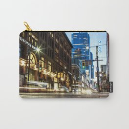 Yonge & Richmond Panorama - Toronto Carry-All Pouch