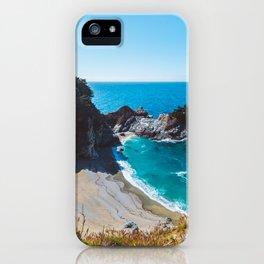 McWay Falls, Big Sur, California iPhone Case
