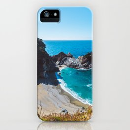 McWay Falls, Big Sur, California iPhone Case