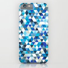 Icy triangles Slim Case iPhone 6s