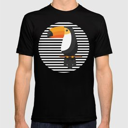 TOUCAN tropical toucans T-shirt