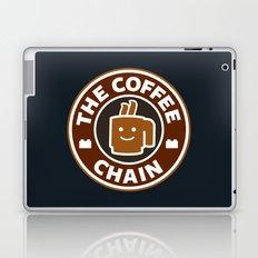 The Coffee Chain Laptop & iPad Skin