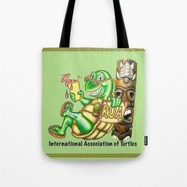 International Association of Turtles Tote Bag