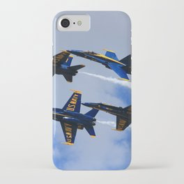 US Navy Blue Angels iPhone Case