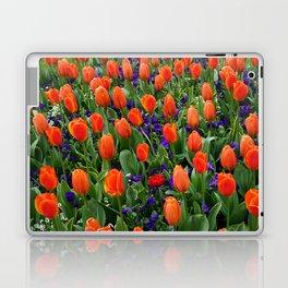 Tulip Field 2 Laptop & iPad Skin