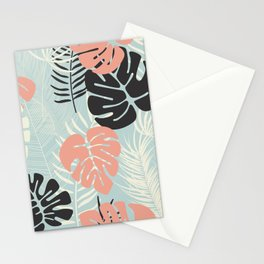 Tropical pattern 049 Stationery Cards