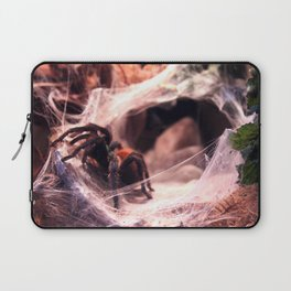 Lady Tarantula Laptop Sleeve