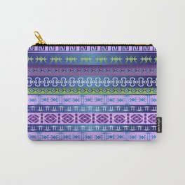 Blues Tribe Carry-All Pouch