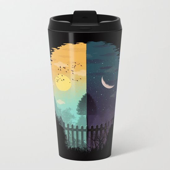 Embrace Life Metal Travel Mug