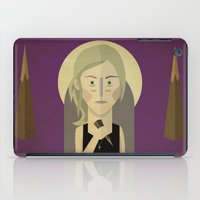 buffy iPad Cases featuring Buffy The Vampire Slayer by Gary  Ralphs Illustrations