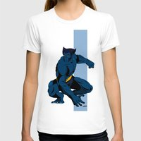 beast T-shirts featuring Beast by Andrew Formosa