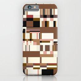 Debussy Little Shepherd (Coffee Colours) iPhone Case