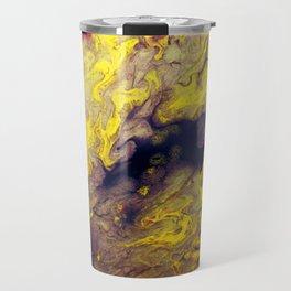 Lemon Fire Travel Mug