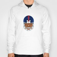 giants Hoodies featuring Faces-Giants by IllSports