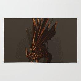 The Fallen Valkyrie Rug