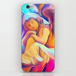 Never Drive Faster iPhone Skin