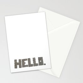 Hello Stitches Stationery Cards