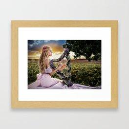 Spring Sonata Framed Art Print