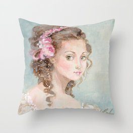 Gizelle Throw Pillow