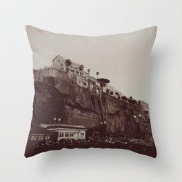 Marina Grande, Sorrento Throw Pillow