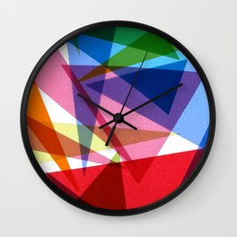 LIGHTBOX Wall Clock