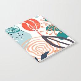 Essence of Spring Notebook