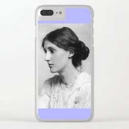 The Meaning of Books Clear iPhone Case