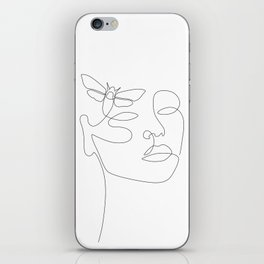 Give Me Wings iPhone Skin