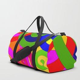 Psyco solid Duffle Bag
