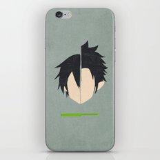 Kirito-Kun iPhone & iPod Skin
